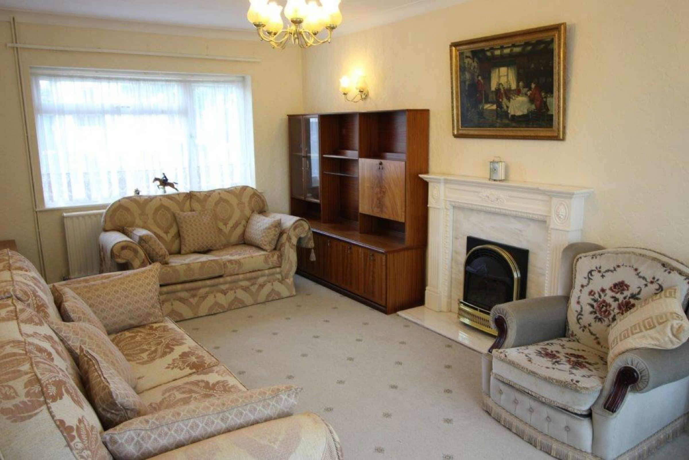 Front of lounge